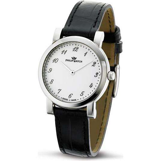 montre seul le temps femme Philip Watch Slim R8251193545