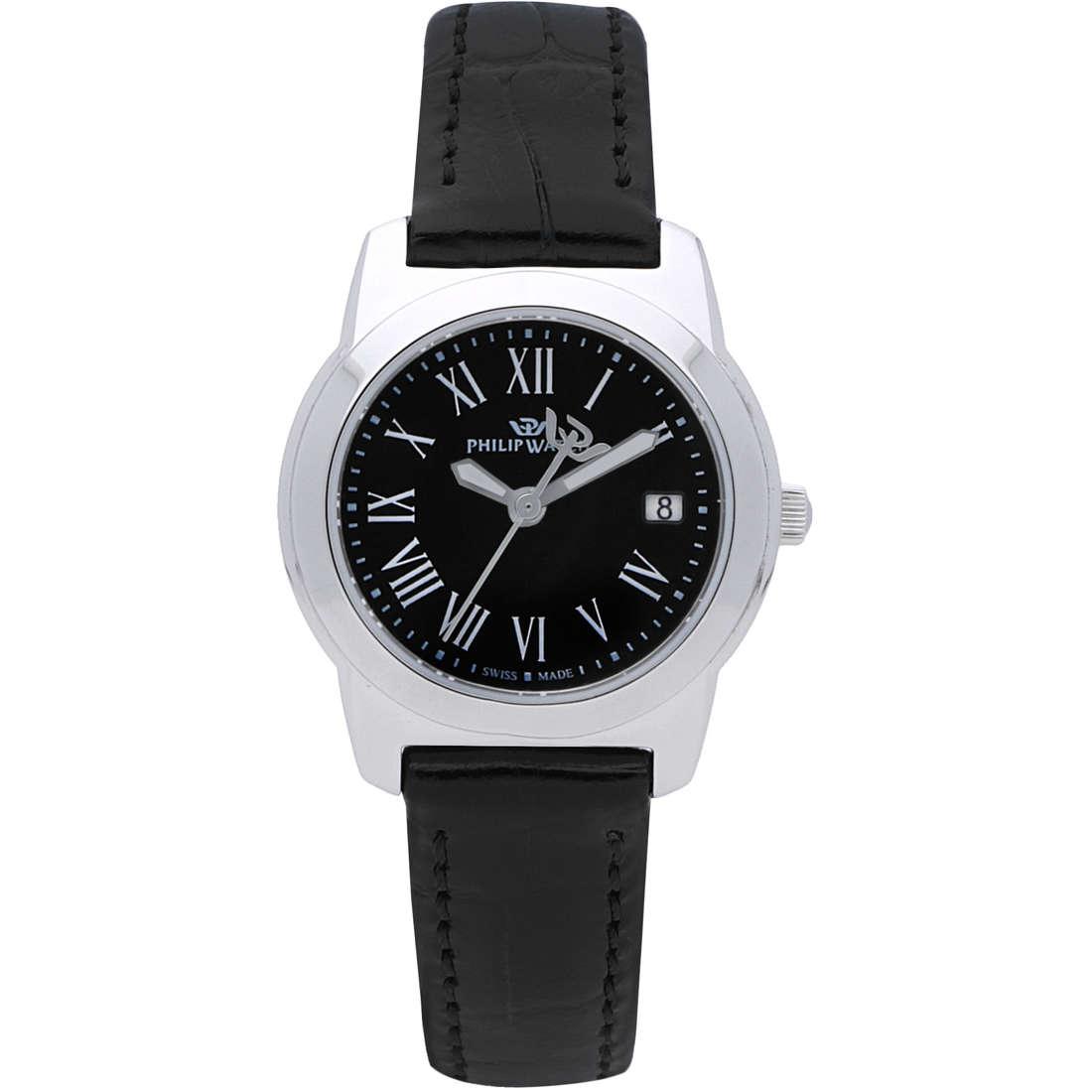 montre seul le temps femme Philip Watch Timeless R8251495501