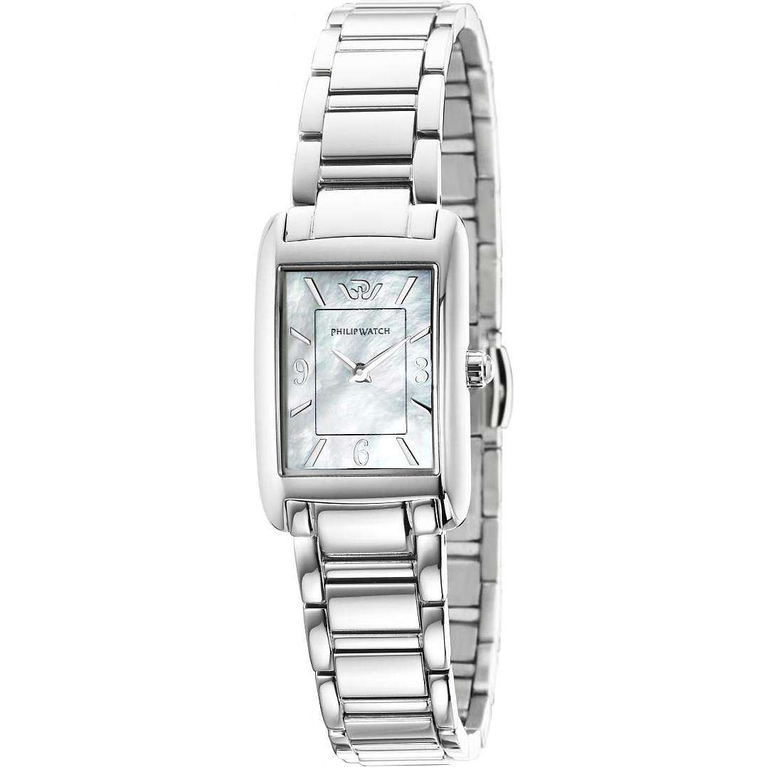 montre seul le temps femme Philip Watch Trafalgar R8253174502