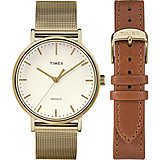 montre seul le temps femme Timex Fairfield Box Set TWG016600