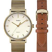 montre seul le temps femme Timex Fairfield Box Set TWG016600