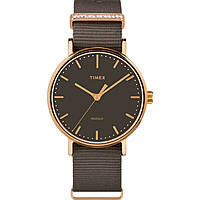 montre seul le temps femme Timex Fairfield Crystal TW2R48900