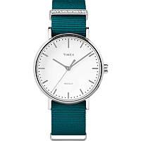 montre seul le temps femme Timex Fairfield Crystal TW2R49000