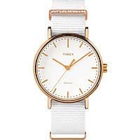 montre seul le temps femme Timex Fairfield Crystal TW2R49100
