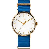 montre seul le temps femme Timex Fairfield Crystal TW2R49300