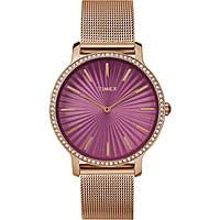 montre seul le temps femme Timex Starlight TW2R50500
