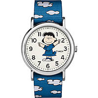 montre seul le temps femme Timex Weekender Peanuts TW2R41300