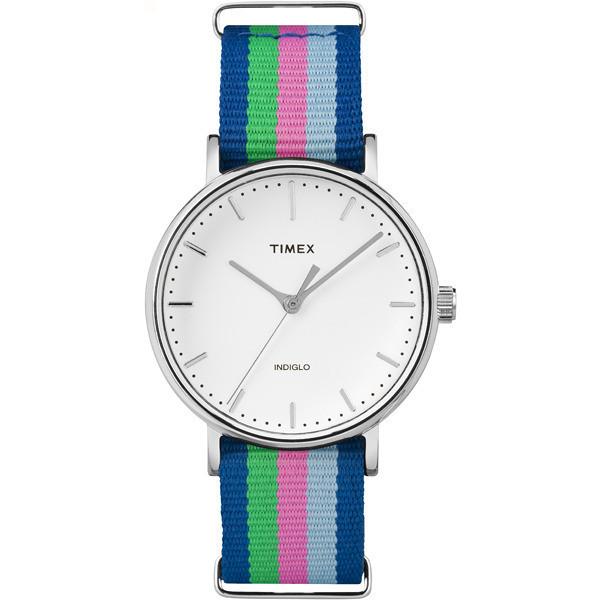 montre seul le temps femme Timex Weekender TW2P91700