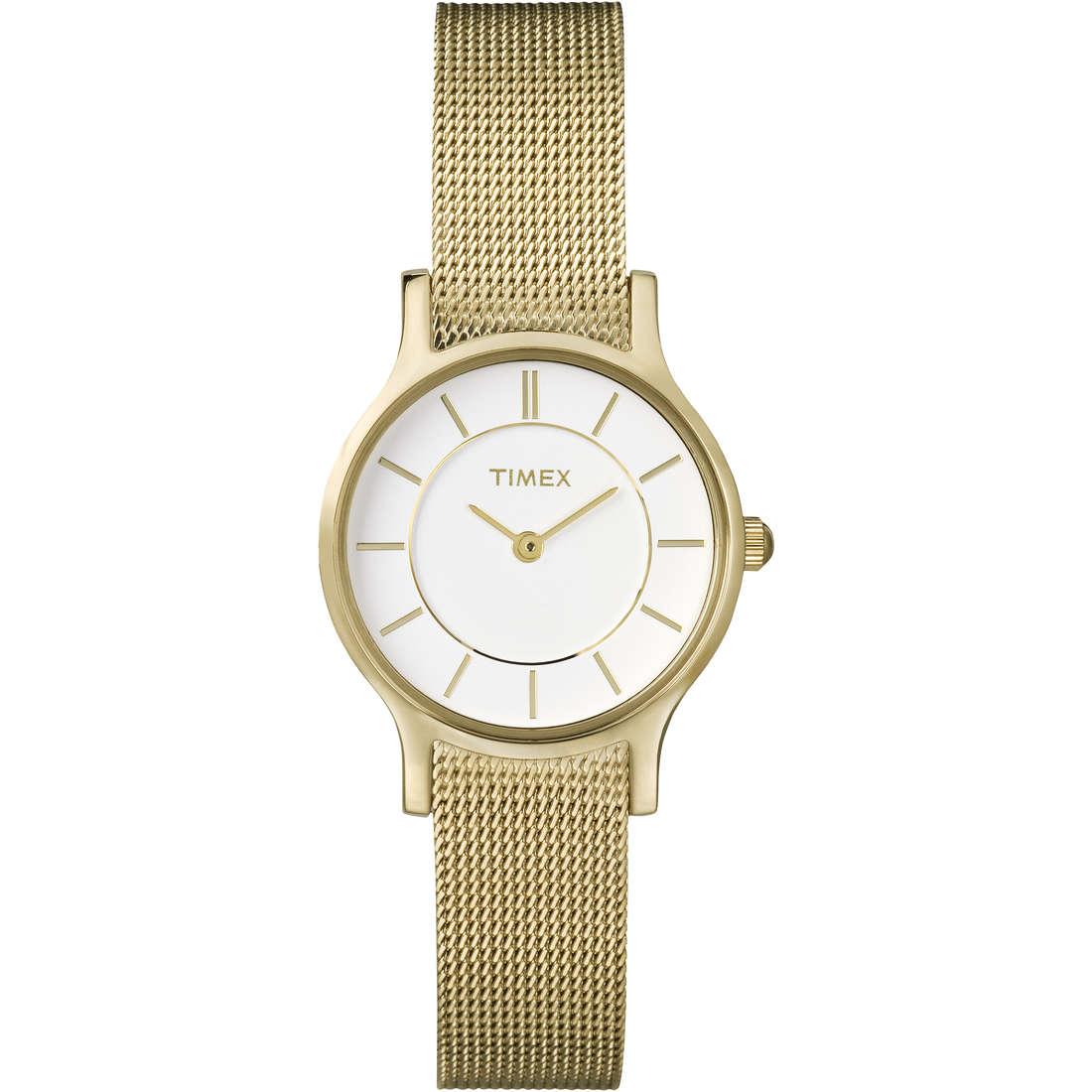 montre seul le temps femme Timex Women's Collection T2P168