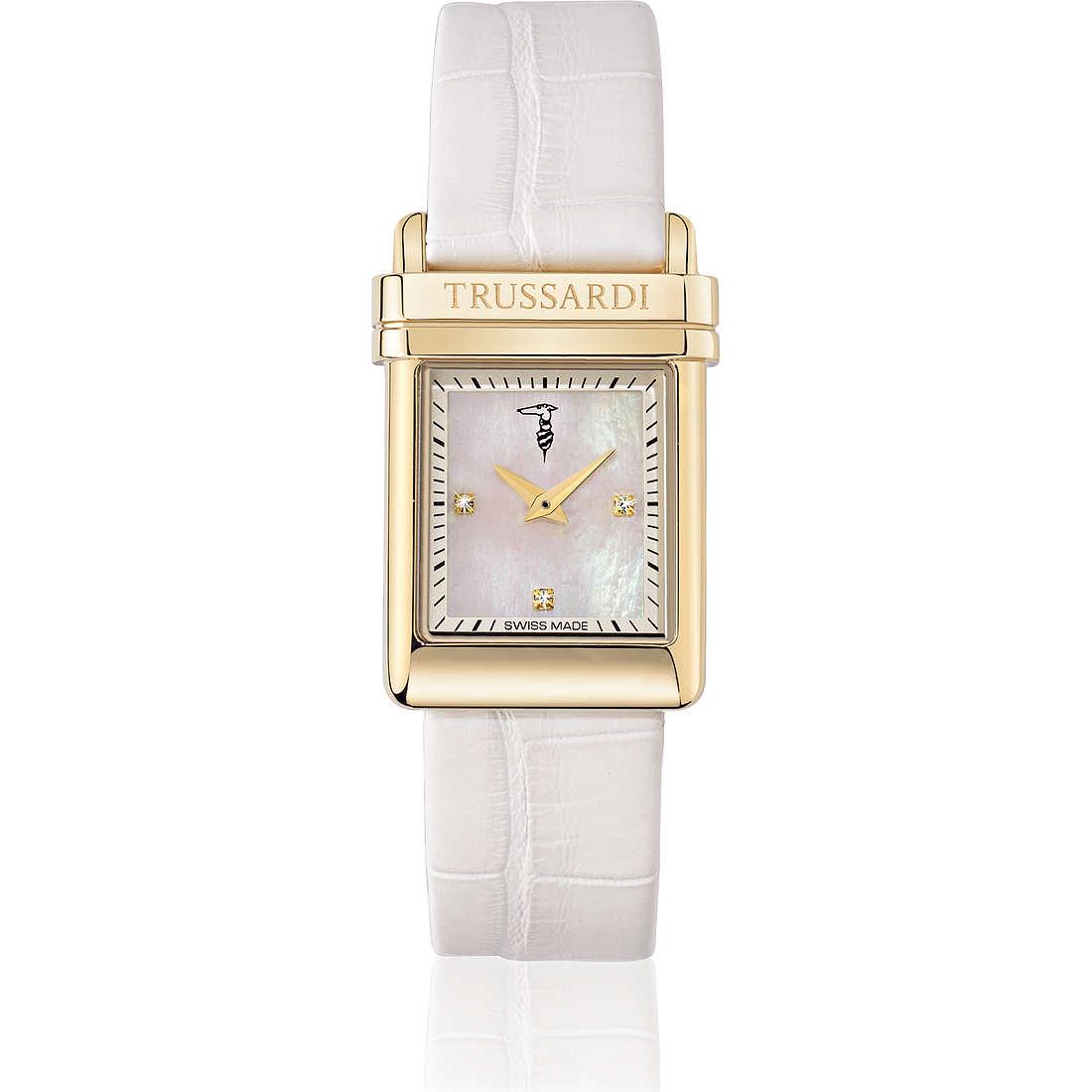 montre seul le temps femme Trussardi elegance R2451104501