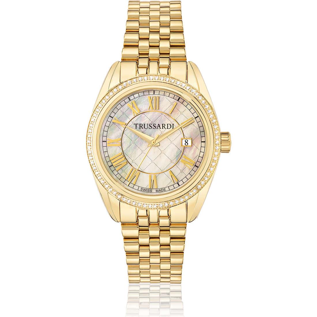 montre seul le temps femme Trussardi Lady R2453103501