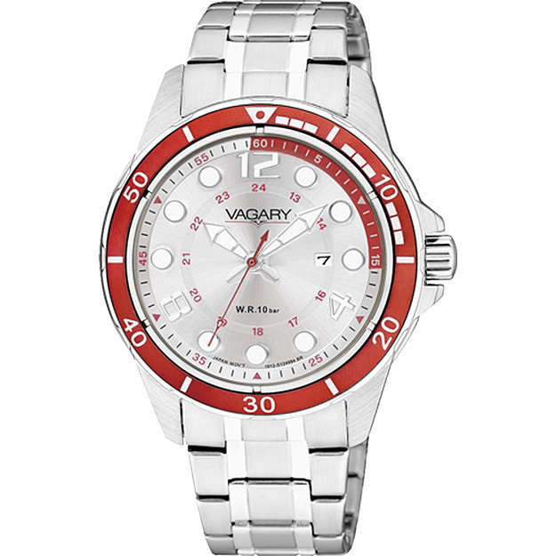 montre seul le temps femme Vagary By Citizen VE0-019-11