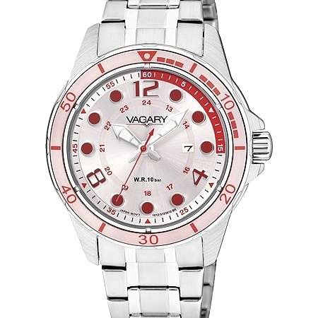 montre seul le temps femme Vagary By Citizen VE0-019-91