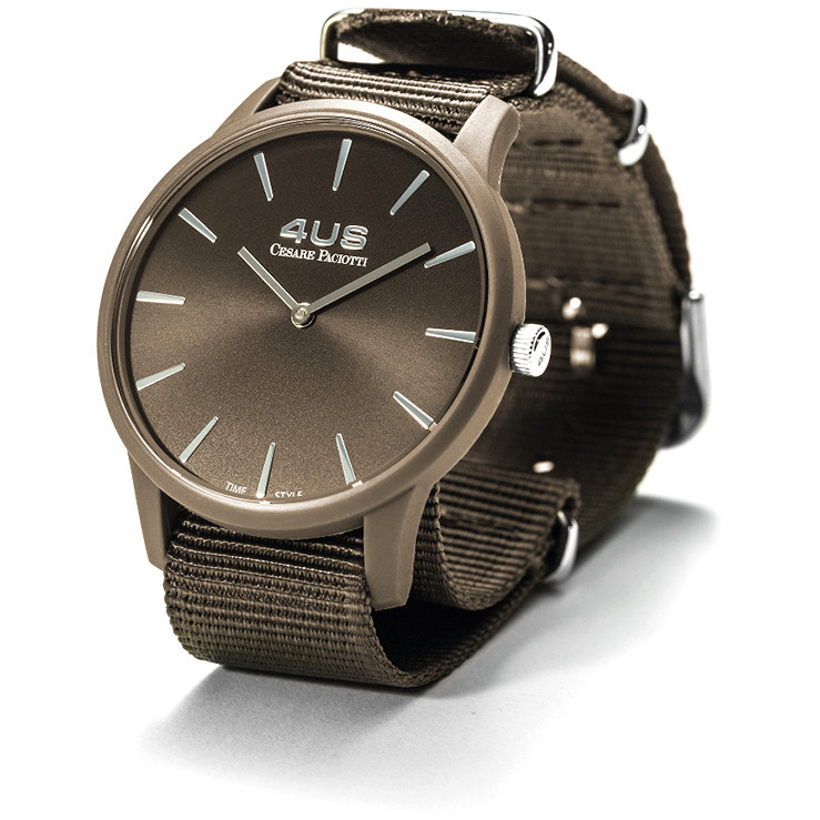 montre seul le temps homme 4US Cesare Paciotti T4UP143