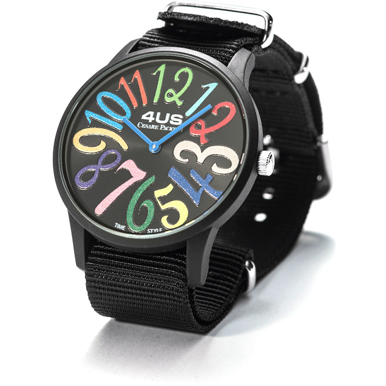 montre seul le temps homme 4US Cesare Paciotti T4UP156