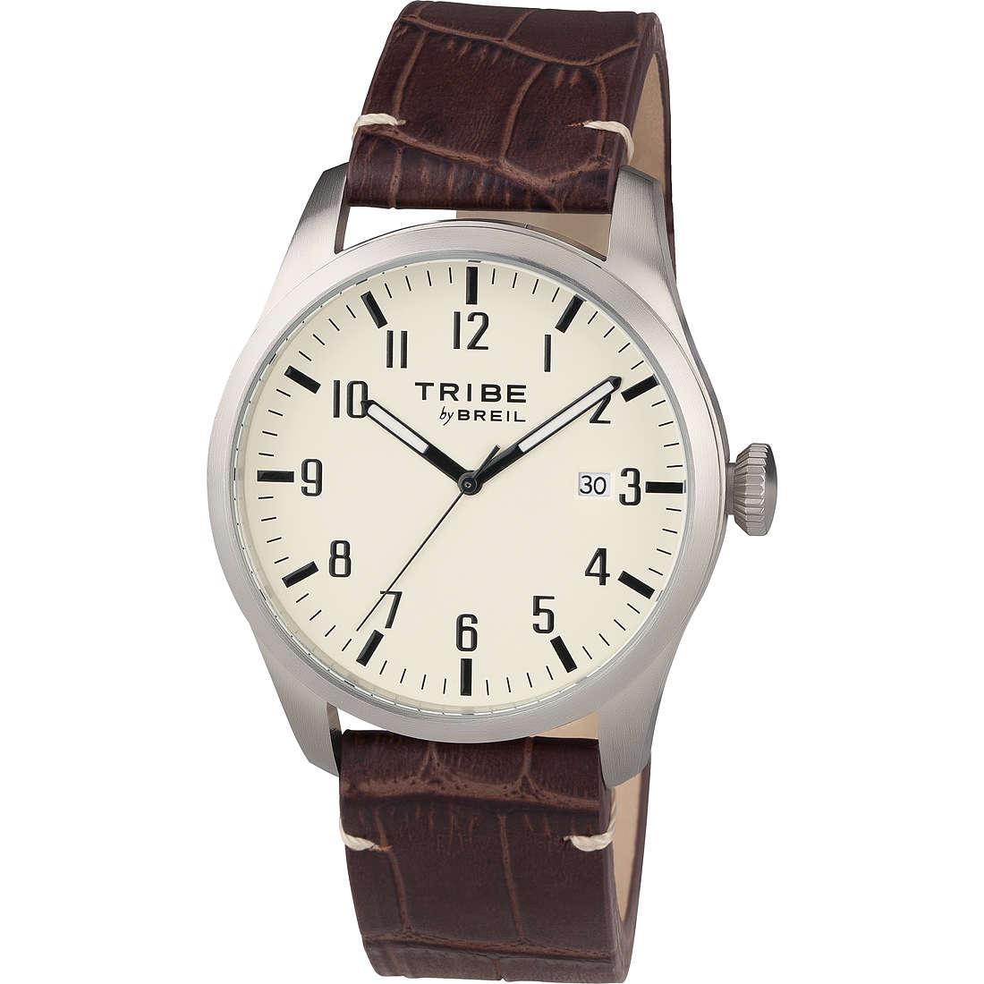 montre seul le temps homme Breil Classic Elegance EW0197