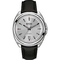 montre seul le temps homme Bulova Accu Swiss Telc 63B184