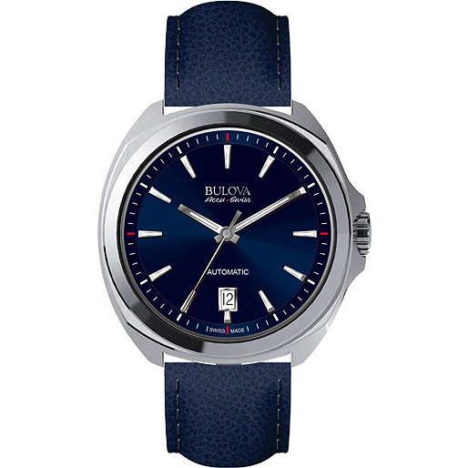 montre seul le temps homme Bulova Accu Swiss Telc 63B185