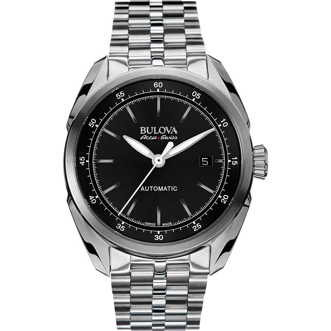 montre seul le temps homme Bulova Accu Swiss Tellaro 63B193