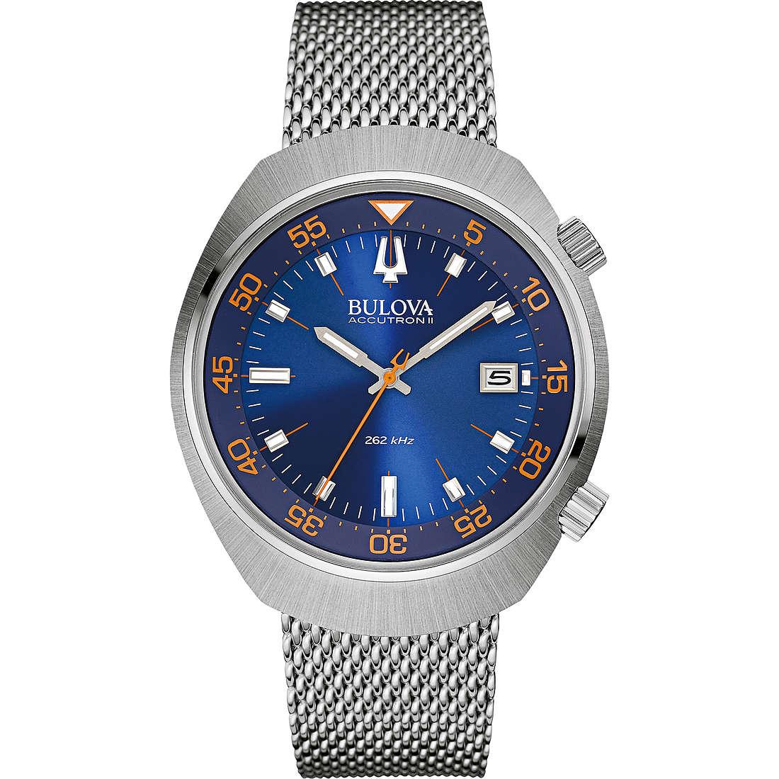montre seul le temps homme Bulova Accutron II Lobster 96B232