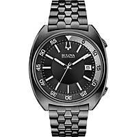 montre seul le temps homme Bulova Accutron II Snorkel 98B219