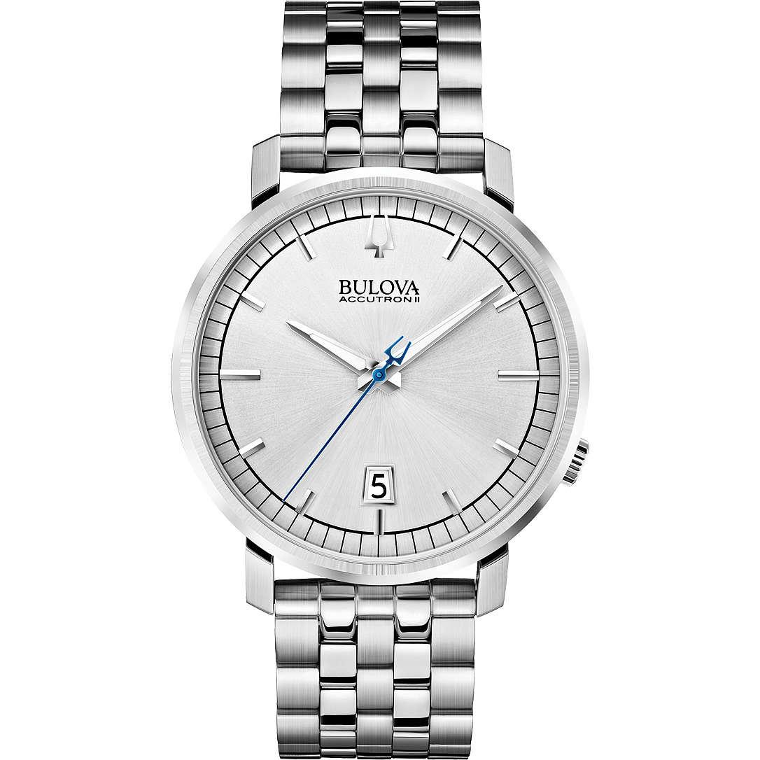montre seul le temps homme Bulova Accutron II Telluride 96B216