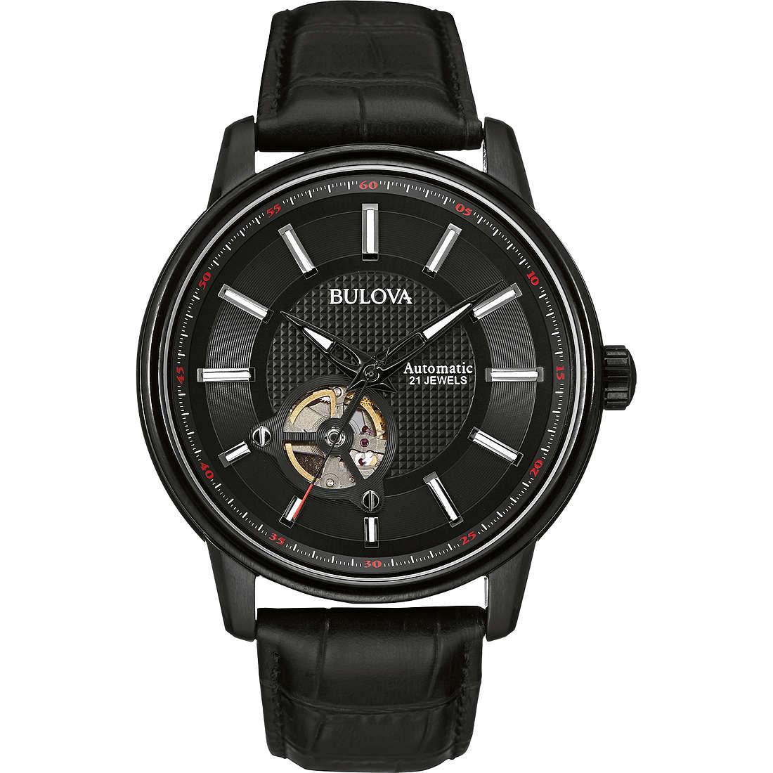 montre seul le temps homme Bulova Bva Series 98A139