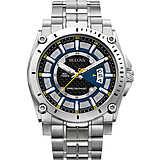 montre seul le temps homme Bulova Champlain 96B131