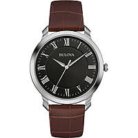 montre seul le temps homme Bulova Dress 96A184