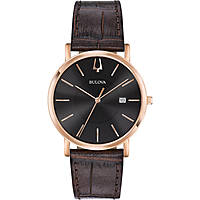montre seul le temps homme Bulova Dress 97B165