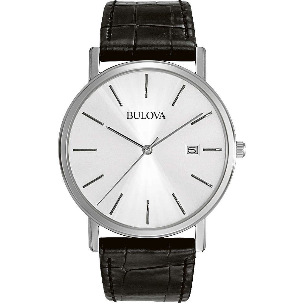 montre seul le temps homme Bulova Dress Duets 96B104