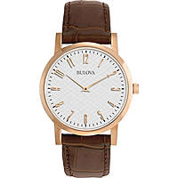 montre seul le temps homme Bulova Dress Duets 97A106