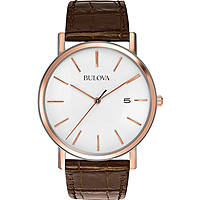 montre seul le temps homme Bulova Dress Duets 98H51
