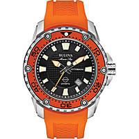 montre seul le temps homme Bulova Marine Star 98B207