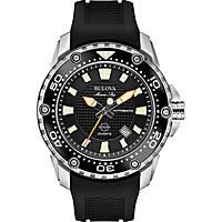 montre seul le temps homme Bulova Marine Star 98B209