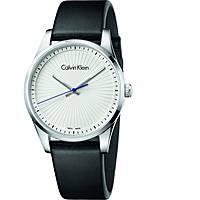 montre seul le temps homme Calvin Klein Steadfast K8S211C6