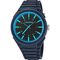 montre seul le temps homme Calypso Versatil For Man K5725/6