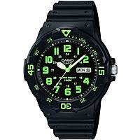 montre seul le temps homme Casio CASIO COLLECTION MRW-200H-3BVEF