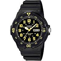 montre seul le temps homme Casio CASIO COLLECTION MRW-200H-9BVEF