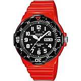 montre seul le temps homme Casio CASIO COLLECTION MRW-200HC-4BVEF