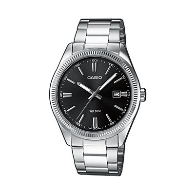 montre seul le temps homme Casio CASIO COLLECTION MTP-1302D-1A1VEF