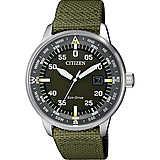 montre seul le temps homme Citizen Aviator BM7390-22X