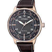 montre seul le temps homme Citizen Aviator BM7393-16H