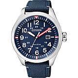 montre seul le temps homme Citizen Collezione Urban AW5000-16L
