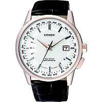 montre seul le temps homme Citizen Eco-Drive CB0153-21A