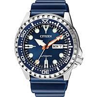 montre seul le temps homme Citizen Marine Sport NH8381-12L