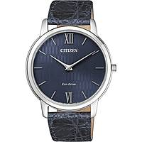montre seul le temps homme Citizen stiletto AR1130-48L