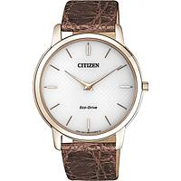 montre seul le temps homme Citizen stiletto AR1133-40A