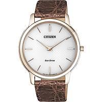 montre seul le temps homme Citizen stiletto AR1133-40A