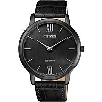 montre seul le temps homme Citizen stiletto AR1135-36E